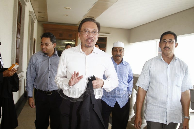 Anwar Nafi PR Hantar Lebih Satu Calon MB Pada 2008 2013