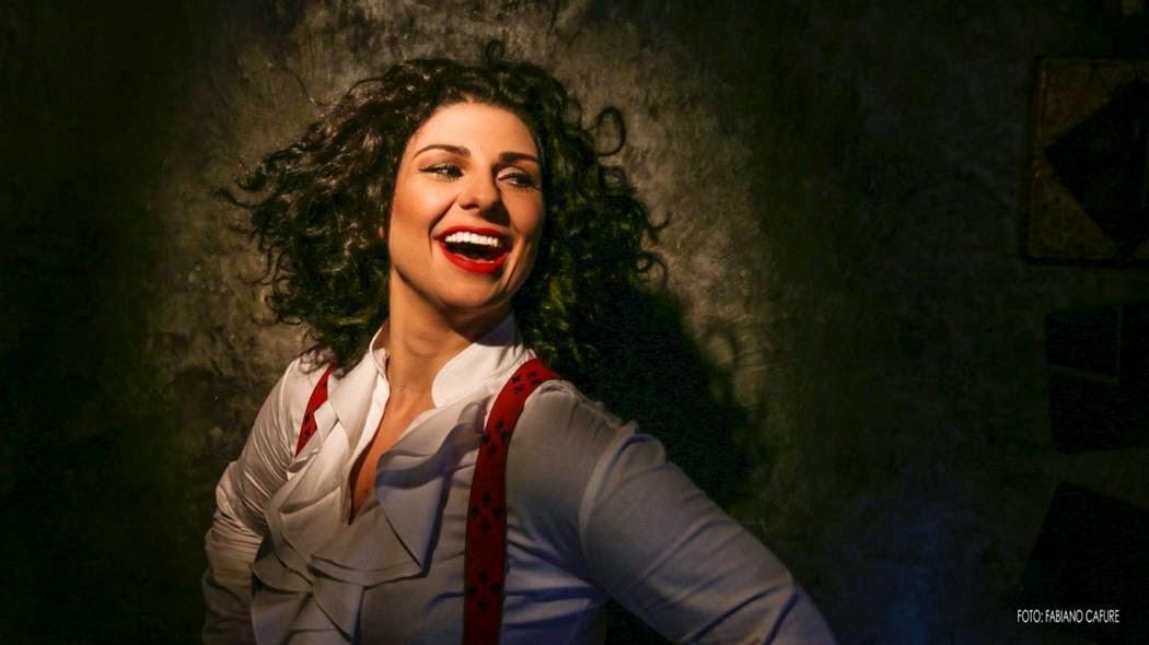Julia Bosco foto Fabiano Cafuré