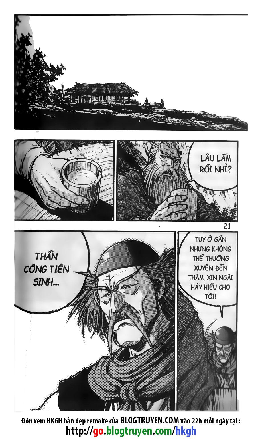 Hiệp Khách Giang Hồ chap 404 page 22 - IZTruyenTranh.com