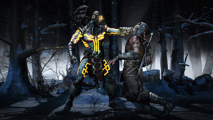 Kotal vs Scorpion Mortal Komba X