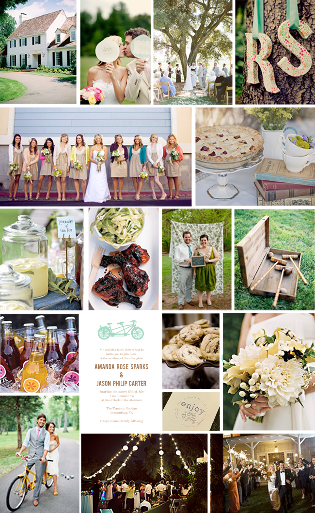 Diy Wedding Ideas For Spring