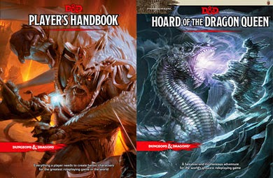 dungeons and dragons fifth edition players handbook au