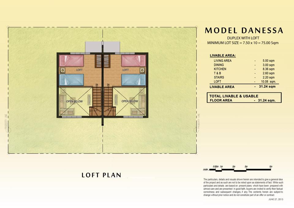 Own your dream home - Dream home floor plan model ...