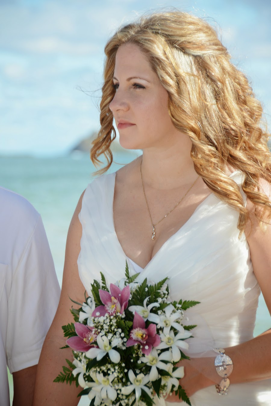 Kailua Beach Wedding