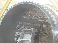 gold wash plant trommel