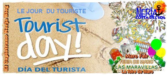 Disfruta de tus vacaciones en Nerja en el Día del Turista 2015