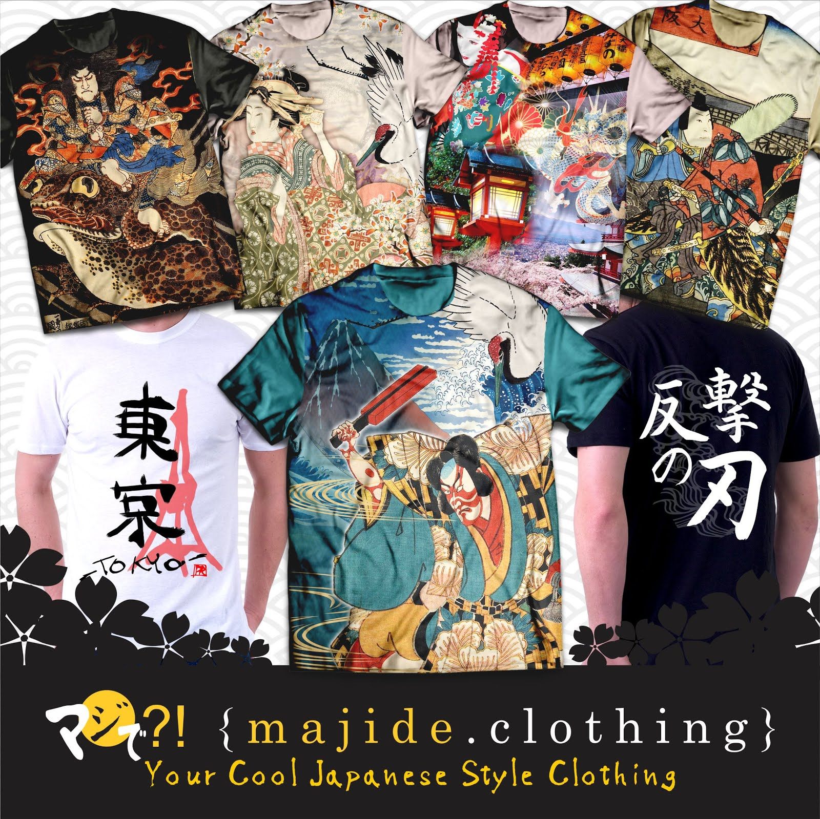 MAJIDE CLOTHING