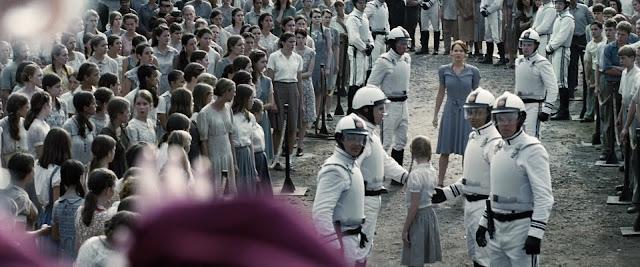 Katniss como tributo