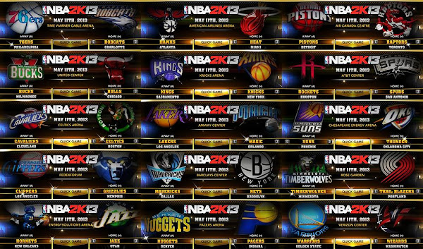 NBA 2k13 ESPN 3D Logos Mod/Patch Download