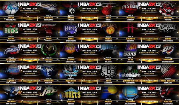 NBA 2k13 ESPN 3D Logos Mod/Patch Download