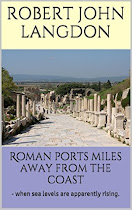 Roman ports miles away from the coast