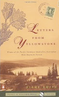 Book cover of Letters from Yellowstone by Diane Smith