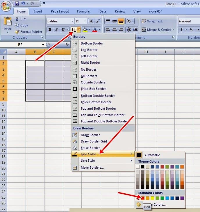 cara-merubah-warna-garis-tabel