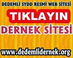 Dedemli SYDD Sitesi