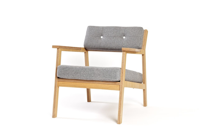 I love handmade the york lounge chair by splinterdesigns for S furniture tunstall
