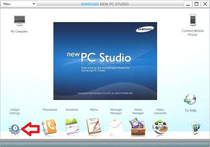 samsung wave y pc studio free download