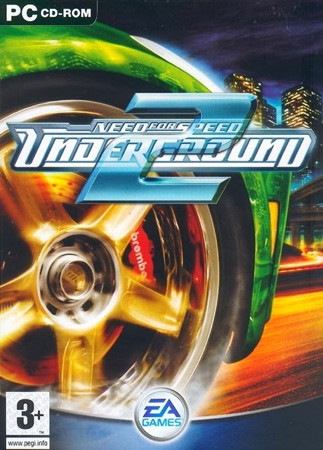 Need for Speed: Underground 2 Full Tek Link Oyun İndir