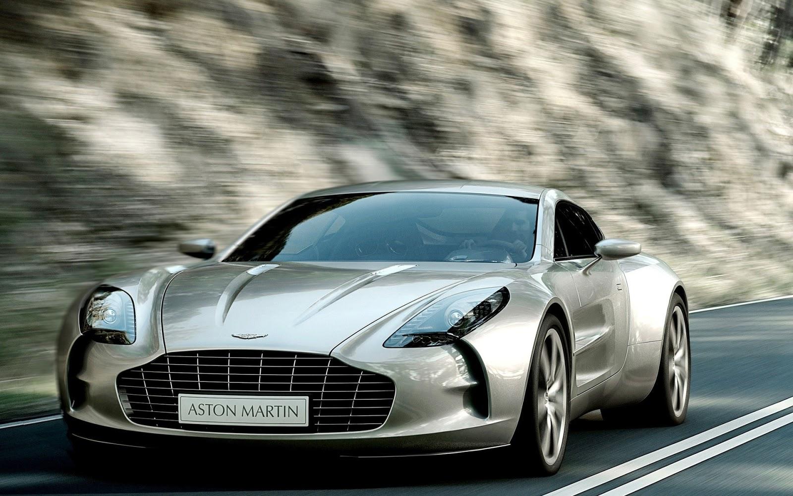 Aston Martin Speed