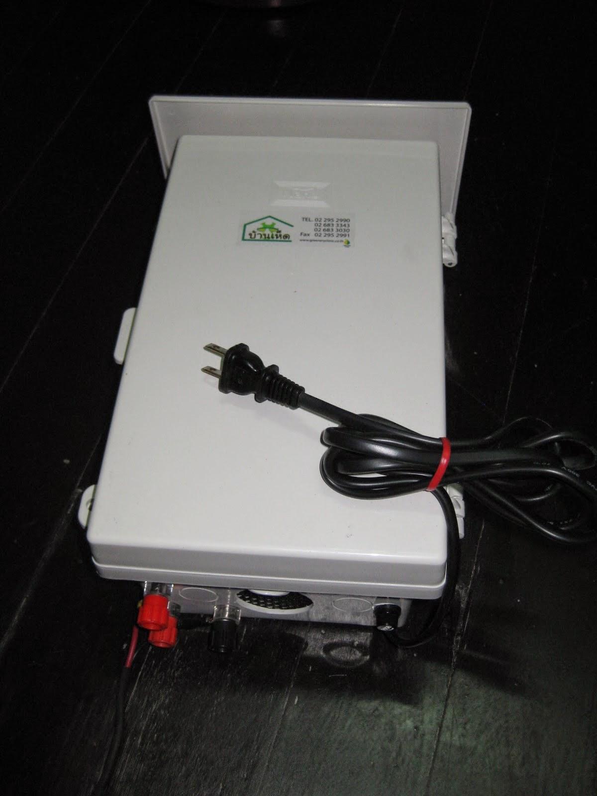 กล่องควบคุม ยูเล็ม, ULEM Control Box