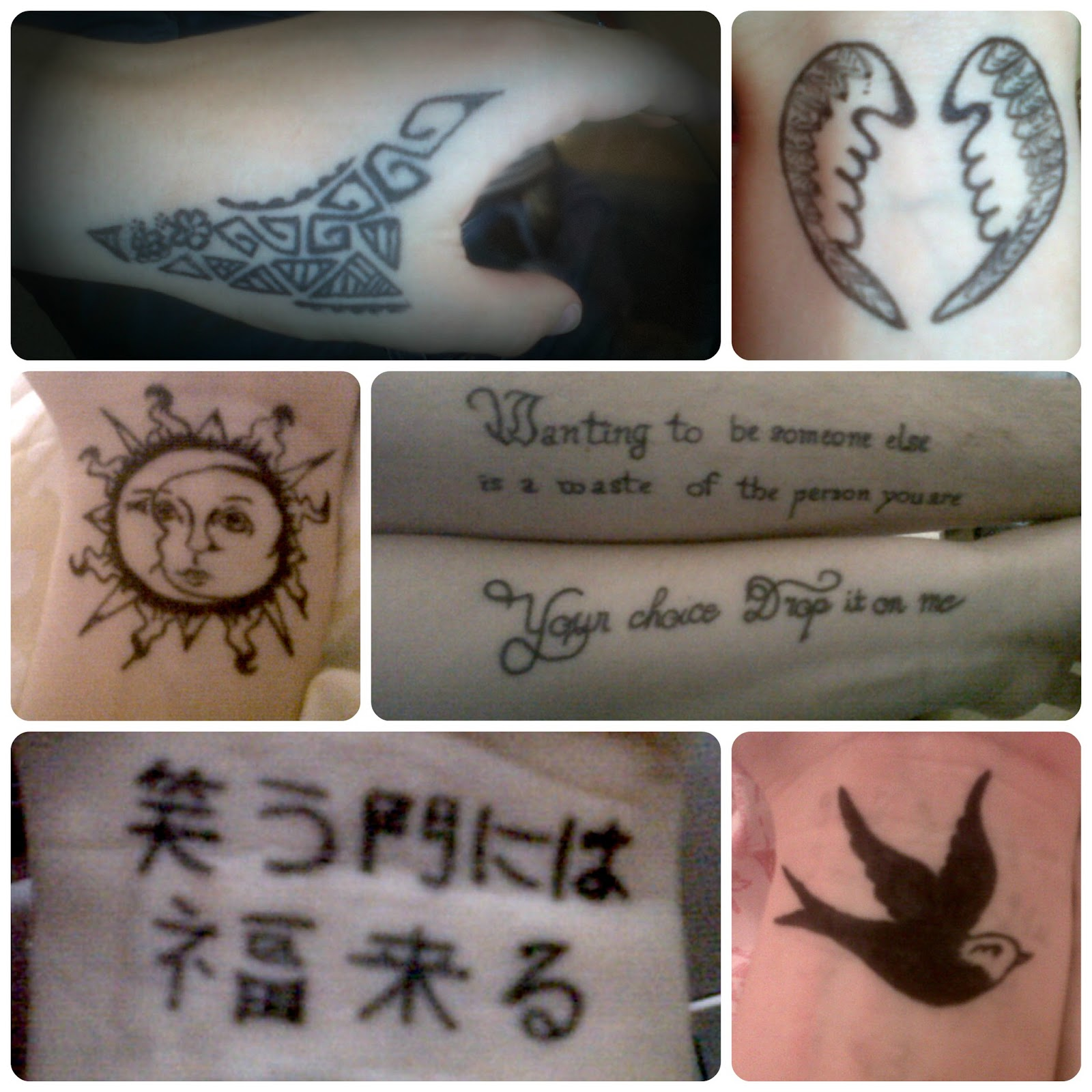 tatouage ephemere poignet - Se faire un tatouage éphémère au poignet Tatouage Poignet