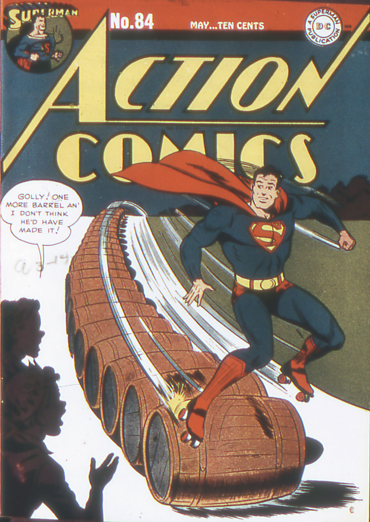 Action Comics (1938) 84 Page 1