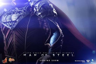 Hot Toys Man of Steel Jor-El Teaser Image