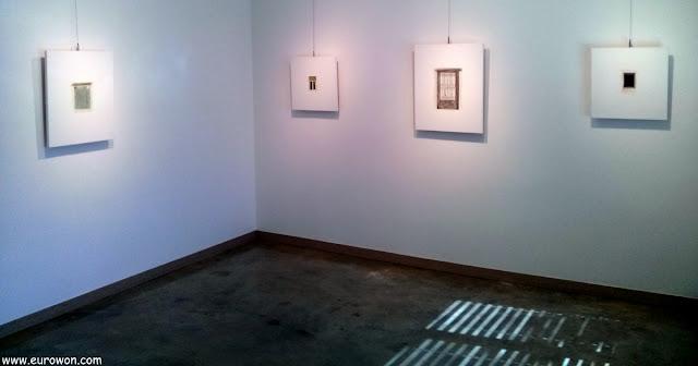 Obras del pintor español Lucas Redondo Bonet