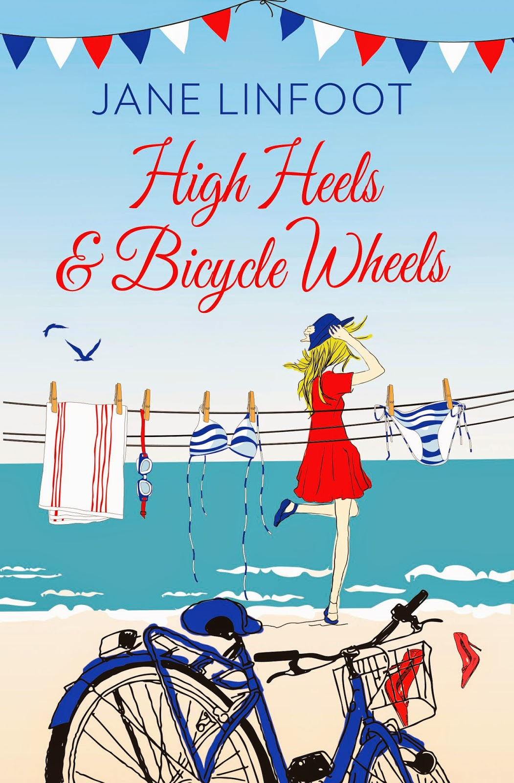 https://www.goodreads.com/book/show/22640328-high-heels-bicycle-wheels
