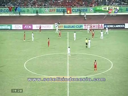 TV Tao tv yang menyiarkan langsung piala aff