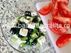 Salata cu avocado si rosii preparare reteta