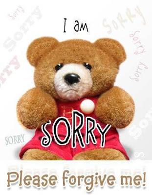 Renungan: Mohon Maaf Lahir Dan Batin (Meminta Maaf)
