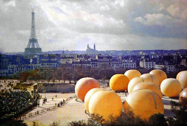VII° Arr - Jardin des Invalides