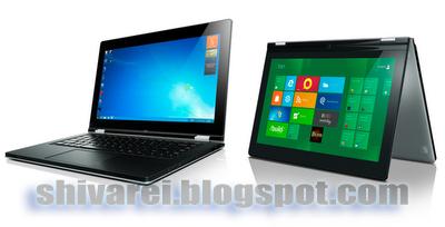Harga dan Spesifikasi Laptop Lenovo IdeaPad Yoga