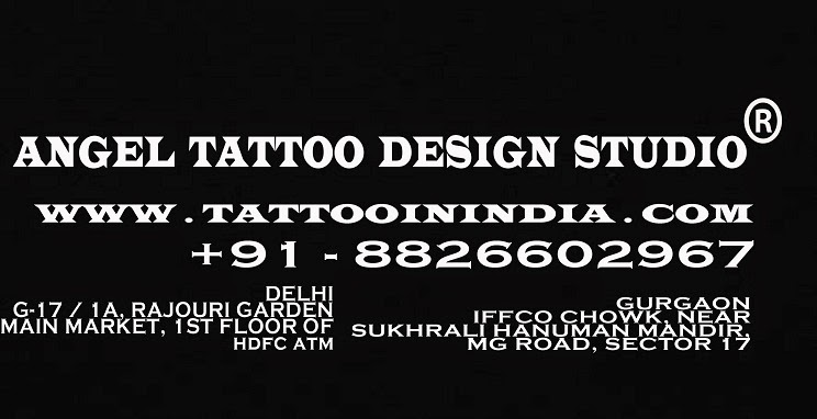 Tattoo Price, Tattoo Rate, Tattoo Offers, Tattoo Deals, Tattoo Price Gurgaon