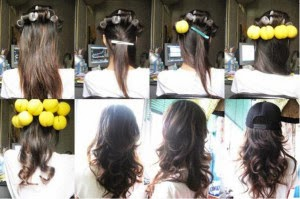 Review Magic Sponge Ball Hair Curler Alat Kriting Rambut Wanita Harga Murah