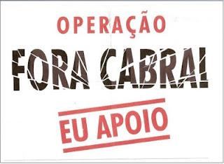 Fora Cabral