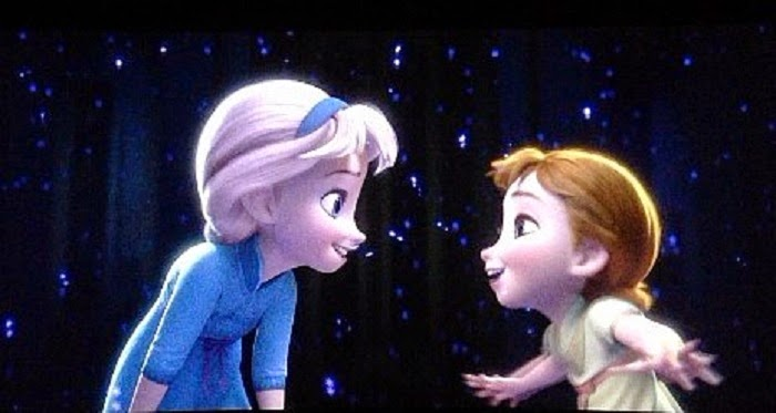 Anna Frozen Do You Want To Build A Snowman