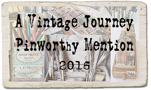 A Vintage Journey Pinworthy Mention