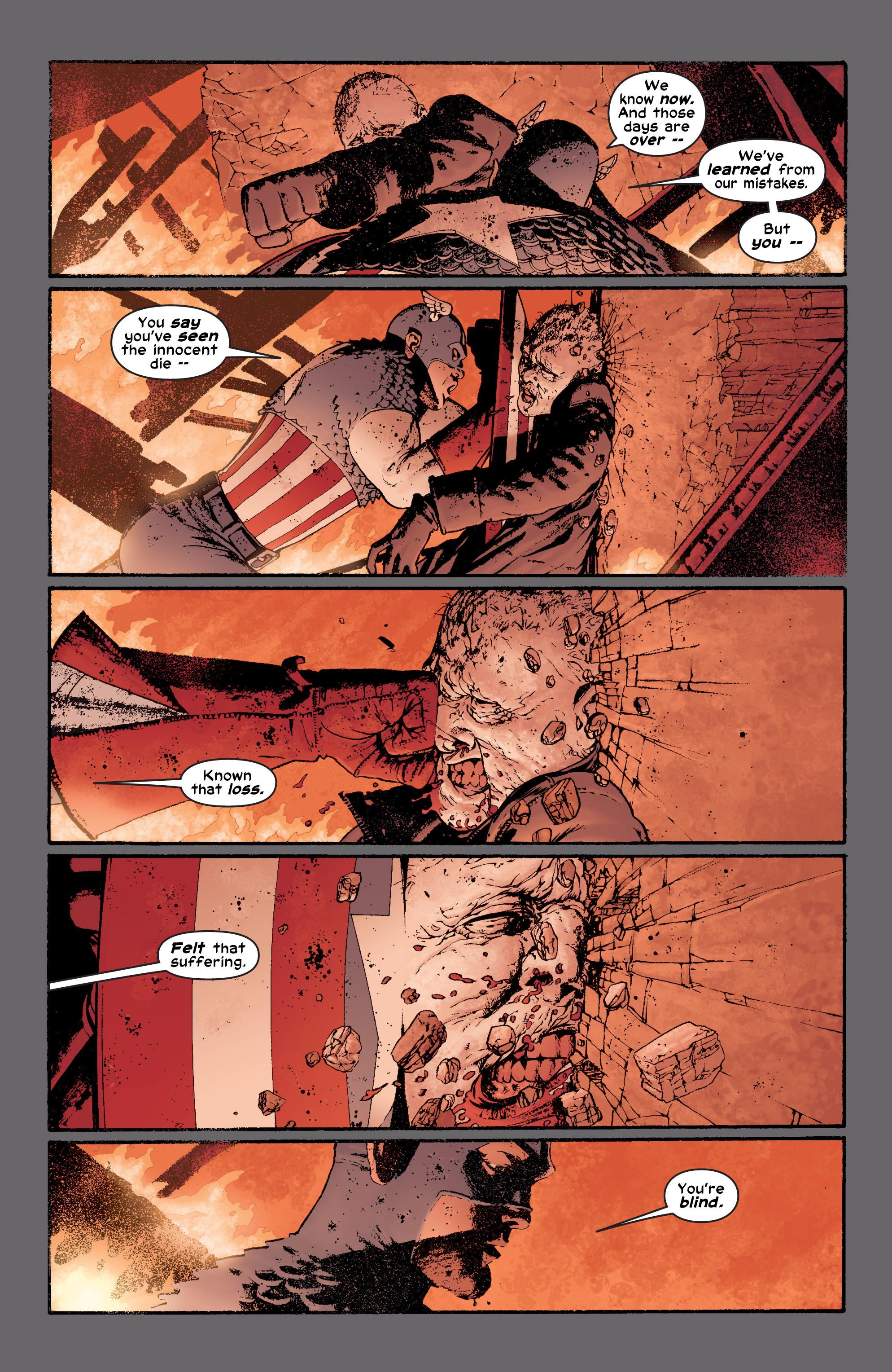Captain America (2002) Issue #6 #7 - English 21