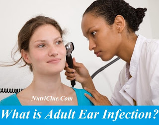 What is Adult Ear Infection?