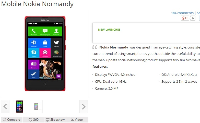 Nokia Android phone latest News
