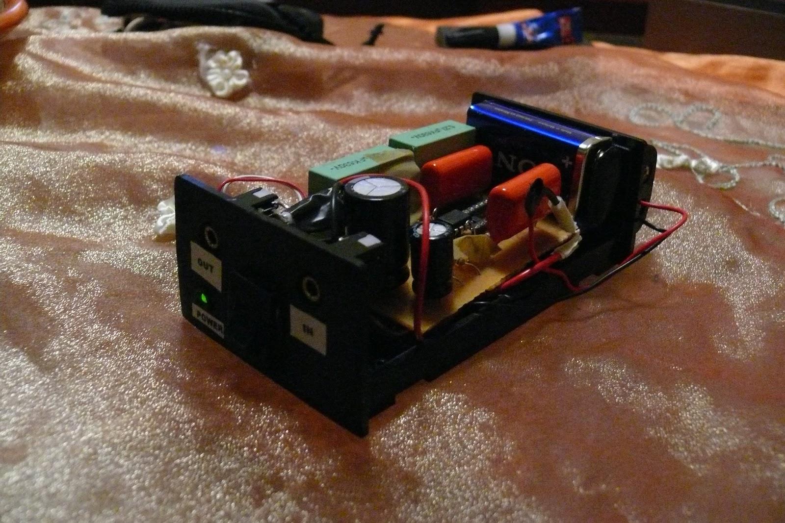 Schema Elettrico Amplificatore Per Basso : Techjams schemi elettrici amplificatore per cuffie