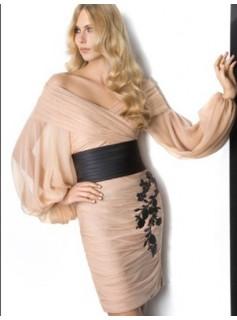 Elegante kleider fur silvester