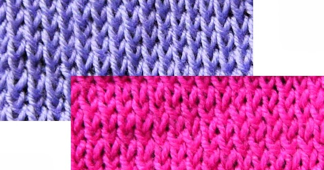 Twisted Stockinette The Weekly Stitch