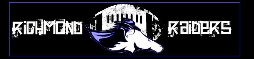 The Richmond Raider Blog
