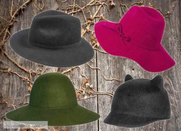 cortes de pelo 2014 sombreros pelo