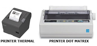 Tutorial Pemasangan printer thermal, printer dot matrix, barcode scanner, cash drawer pada windows seven
