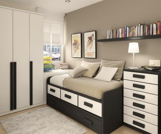 28 recamaras juveniles para hombres popular home interior - Dormitorios juveniles para hombres ...