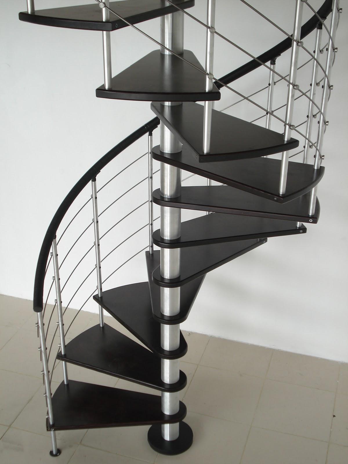 Suvire Enero 2012 ~ Precios De Escaleras De Caracol