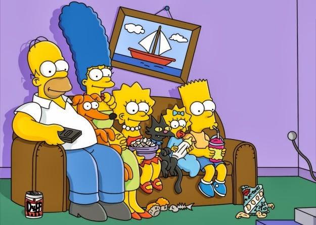 Cosas,Simpsons,